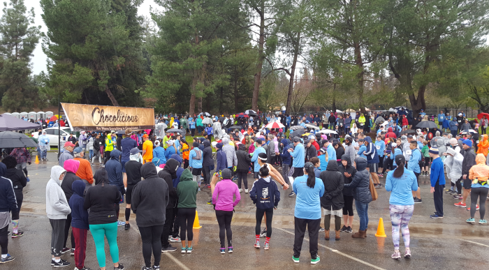 Fresno Sunrise Rotary Club | Chocolate Run 2019